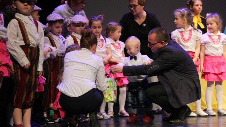 Pierwszy tak wyjątkowy koncert w Lubinie