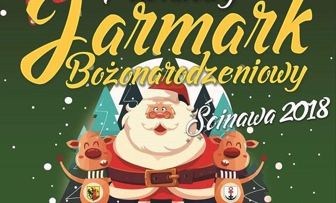 Bożonarodzeniowy jarmark w Ścinawie