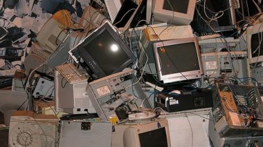 Będzie zbiórka starych opon i elektroodpadów
