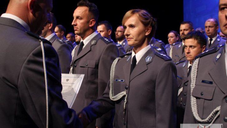 Lubińscy policjanci świętują