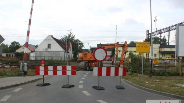 Przejazd na Starym Lubinie nadal zamknięty