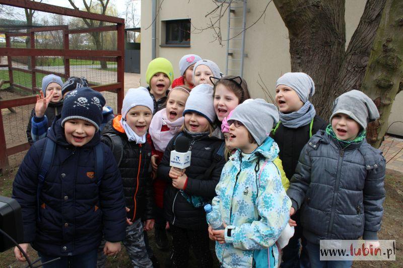 Dzień wagarowicza w Parku Wrocławskim