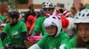 Fala zielonych rowerzystów przejechała przez Lubin