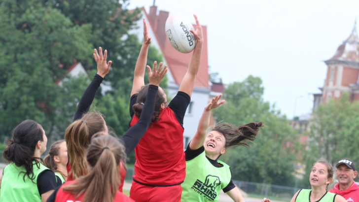 Konsultacja Kadry Narodowej Kobiet Rugby 7 U18 i U16