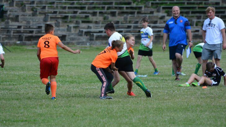 Druga lokata młodych rugbystów