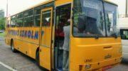 Autobusy gminne w czasie ferii