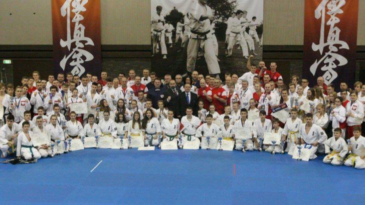 Wyjątkowy turniej wojowników kyokushin