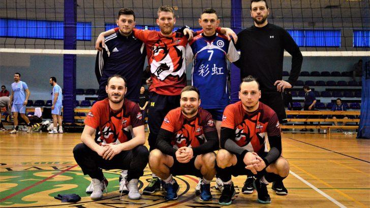 Lubinianie w amatorskich mistrzostwach Polski