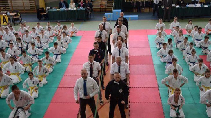 Karatecy z Lubina walczyli w Lipnie