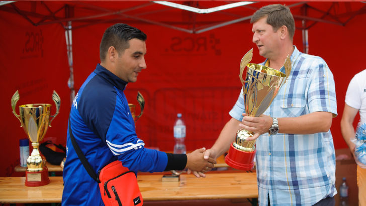 Romuald Kujawa rozlosuje grupy PNL Cup