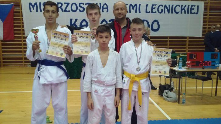 Duży sukces sportowy uczennicy ZSI w Lubinie