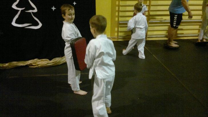 Ostatni trening karate goju ryu