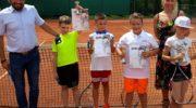 Tenisiści wrócili do domu z medalami