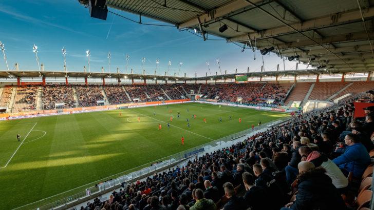 10 lat Stadionu Zagłębia – uroczyste obchody podczas meczu z Arką Gdynia