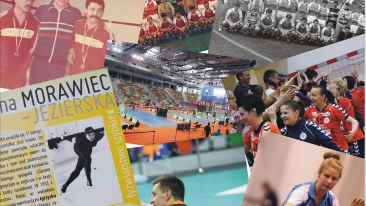 Trudne początki sportu w Lubinie