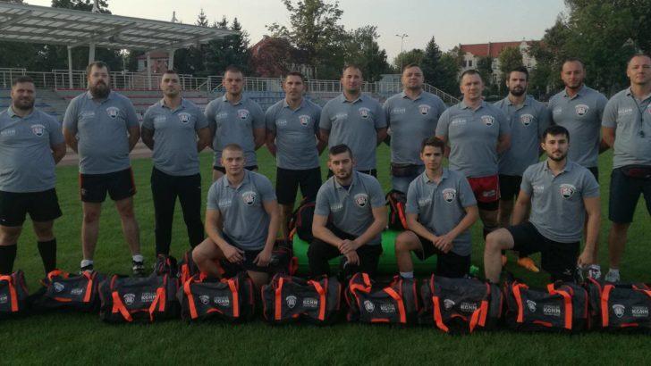 Lubińscy Rugbyści poznali terminarz rozgrywek