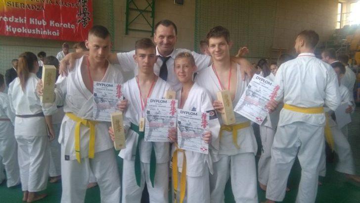 Lubiński kyokushin rozpoczął sezon