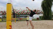AKCJA LATO 2017-Plażowy Turniej Piłki Siatkowej