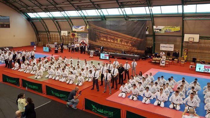 Udane starty karateków kyokushin w Nowej Soli