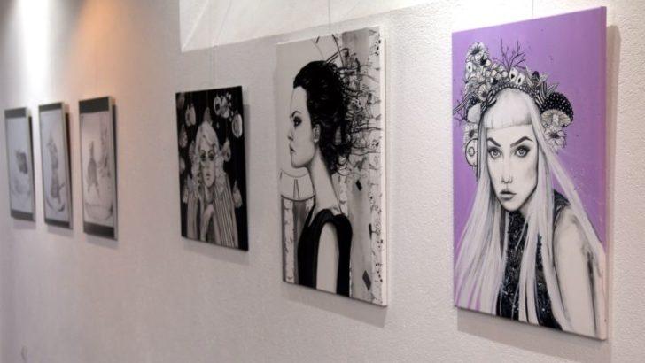 Dzieła lubińskich artystów w Galerii Zamkowej