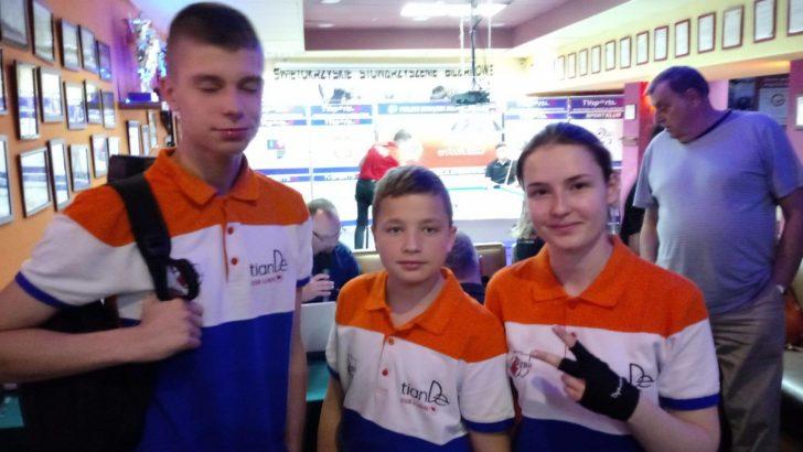 Bilardziści z medalem mistrzostw Polski