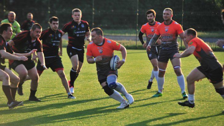 Lider pokonał miedziowych rugbystów
