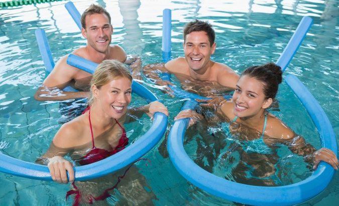 Wracają zajęcia z aqua aerobicu