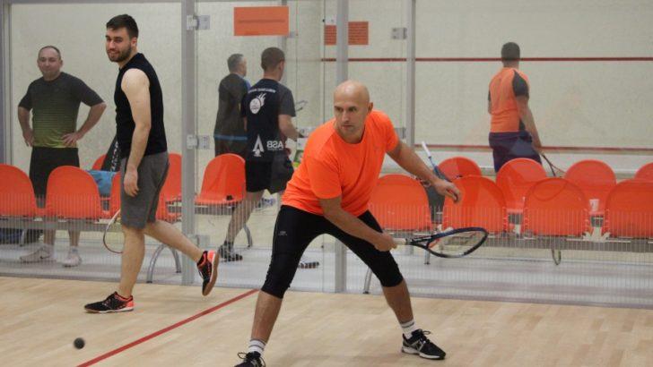 Ruszyła Lubińska Liga Squash'a