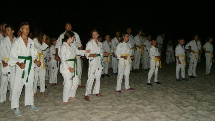 Owocne przygotowania wojowników kyokushin