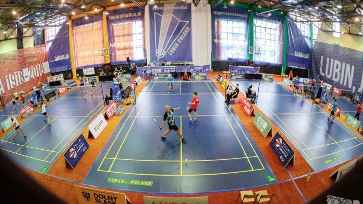 Przedsmak badmintonowych mistrzostw