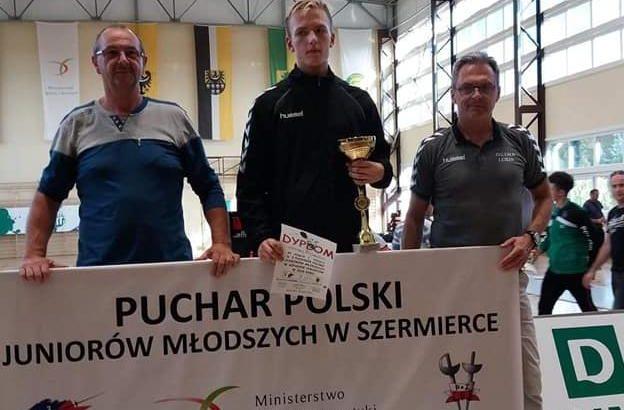 Pierwszy szermierczy Puchar Polski jedzie do Lubina