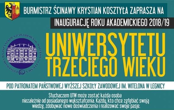 Uniwersytet dla seniorów w Ścinawie
