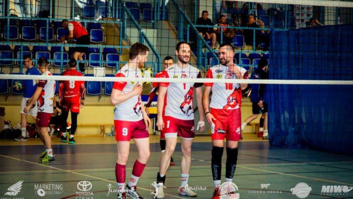 Tartanowcy w Leszczyńskej Lidze Siatkówki
