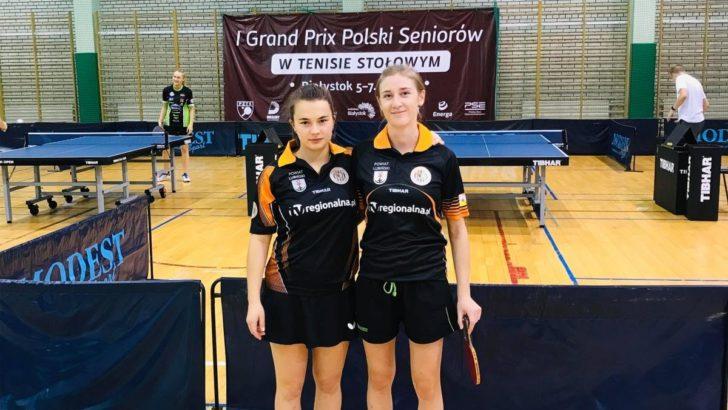 Tenisistki stołowe na Grand Prix Polski