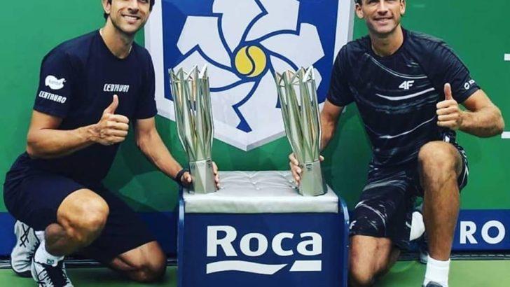 ATP Szanghaj: Kubot i Melo zwycięzcami turnieju