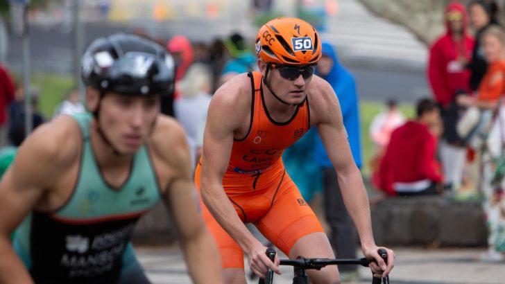 Triathlonista z Lubina w finale Pucharu Europy