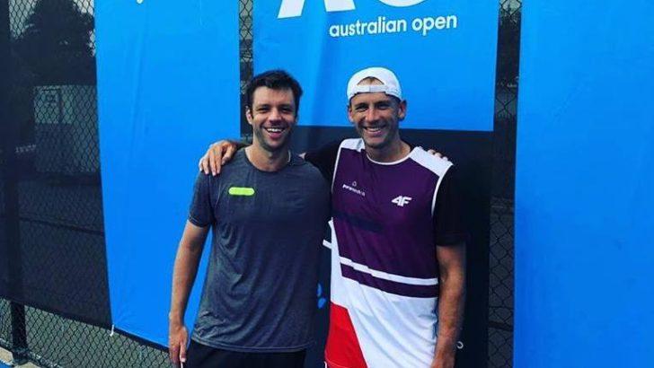 Australian Open: Kubot i Zeballos odpadli z turnieju