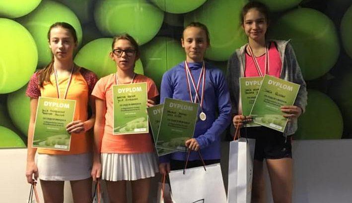 Znakomity występ Top Tenis w Lubinie