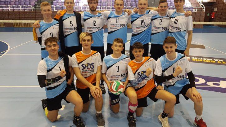 Lubińscy siatkarze walczą o finał rozgrywek