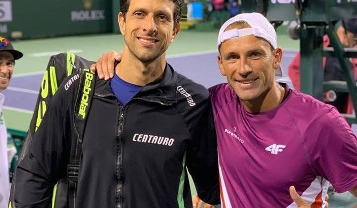 ATP Indian Wells: Kubot i Melo w półfinale!