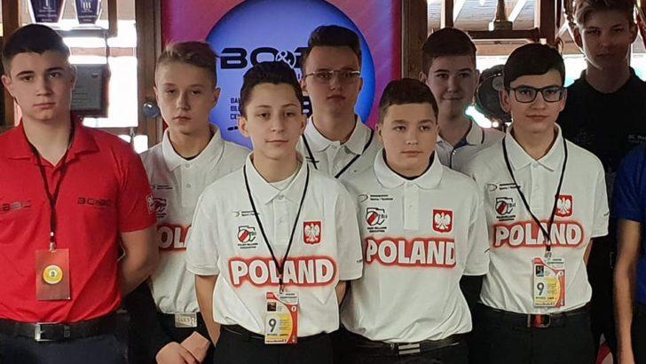 Wioktor Fortuński powołany do kadry Polski juniorów