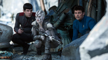 """Najnowszy """"Star Trek"""" w kinie Muza"""