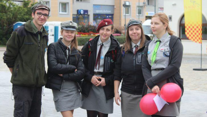 Lubińscy harcerze obchodzą potrójny jubileusz