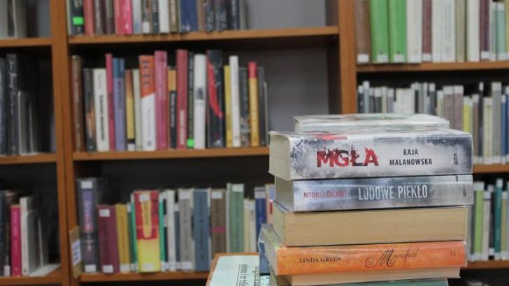 Walczą o tysiąc książek