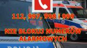 Są kary za blokowanie numerów alarmowych