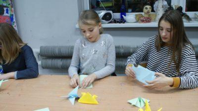 Artystyczne Laboratorium z origami
