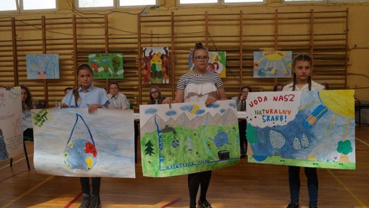 Turniej ekologiczny w gminie