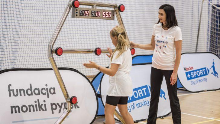 Monika Pyrek poprowadzi lekcję WF-u w lubińskiej hali