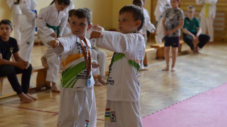 Wewnętrzny turniej taekwon-do