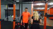 Treningi z lubińskimi sportowcami
